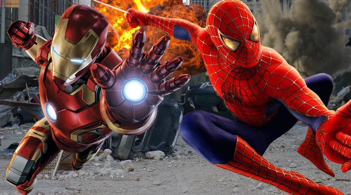 Tony Stark aparecerá en la nueva película de Spiderman
