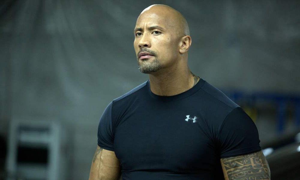 La Roca interpretará a un super héroe en su nueva película