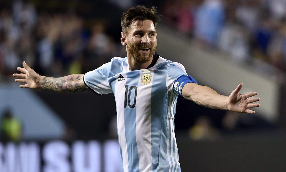 Los goles de Messi vs Panamá en la Copa América