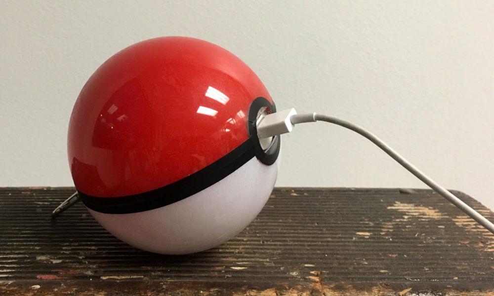 ¿Sin batería por jugar Pokémon Go? Prueba esta 'pokebatería'