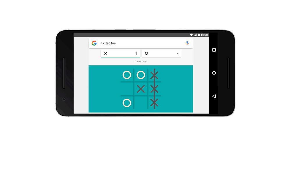 Trucos ocultos y juegos de Google