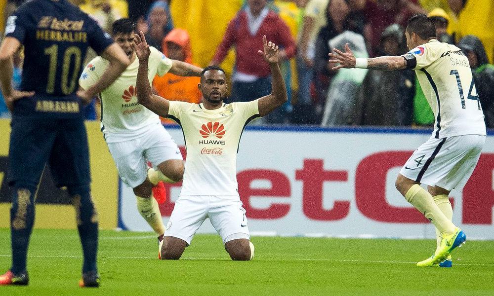 Resumen: Goles del América vs Pumas Apertura 2016