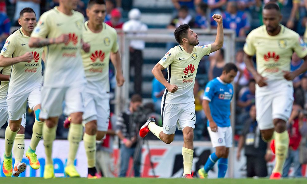 Resumen: Goles del América vs Cruz Azul - Apertura 2016