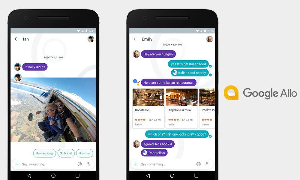 ¿Qué es Google Allo? El nuevo mensajero tipo WhatsApp