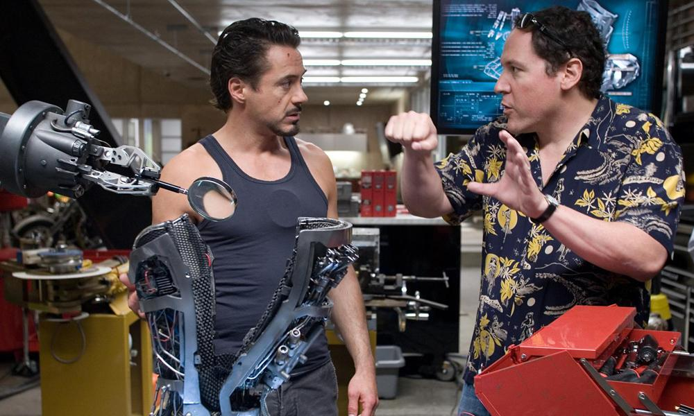 Jon Favreau estará junto a Tony Stark en Spiderman: Homecoming
