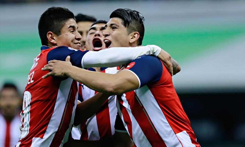 Goles de América vs Chivas Copa MX 2016