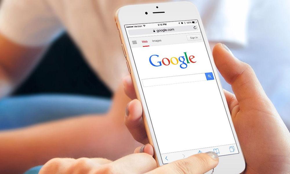 Google creará un nuevo sistema de resultados de búsqueda para móviles