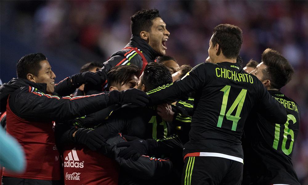 Resumen: Goles de México vs Estados Unidos
