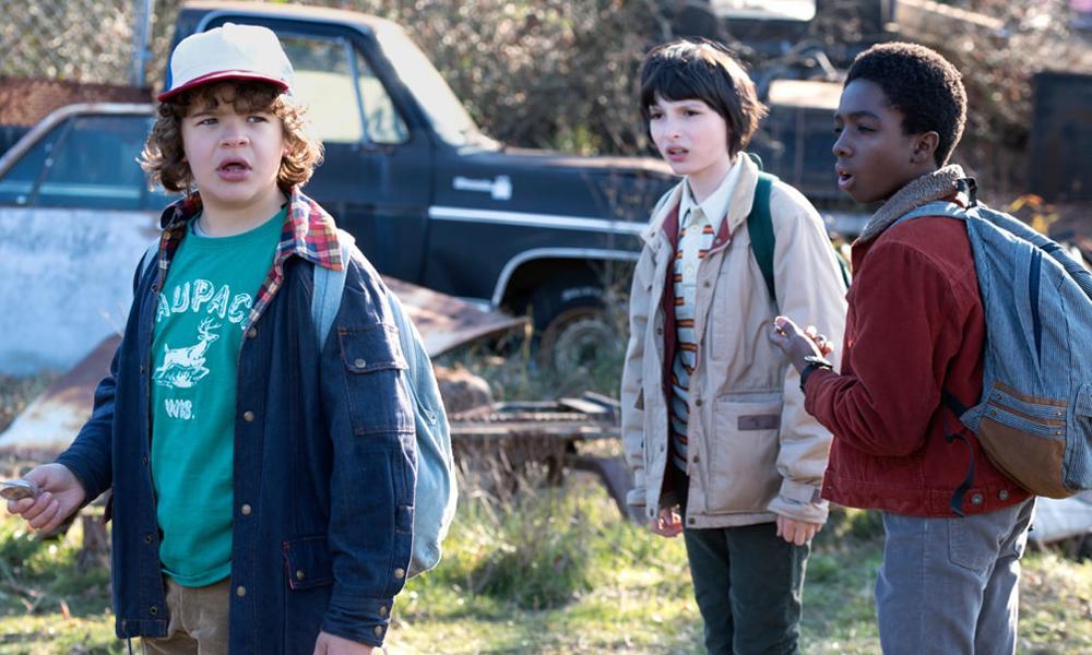 Netflix lanzó el primer avance de Stranger Things temporada 2