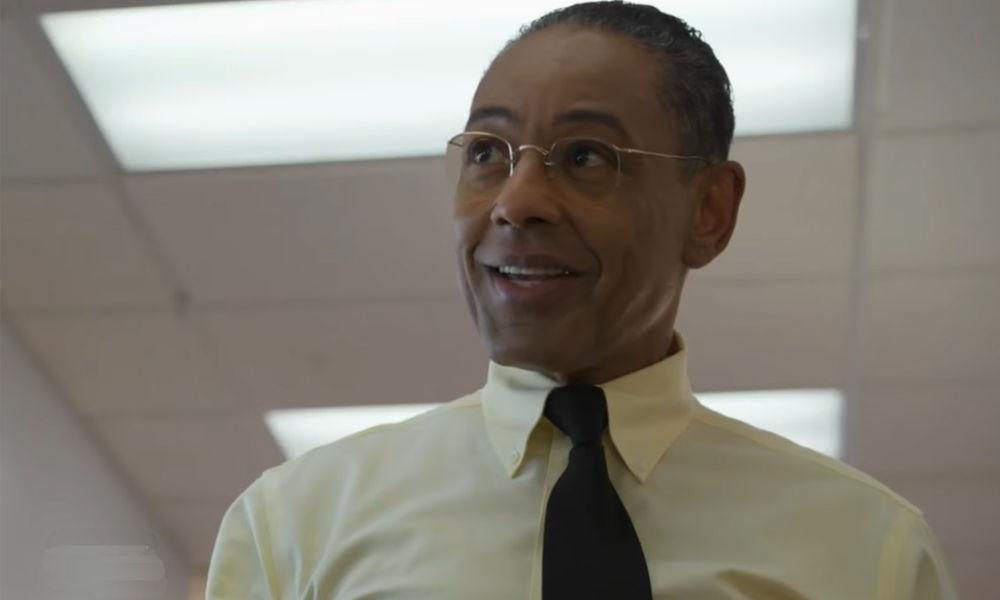 Gus Fring en trailer de Better Call Saul