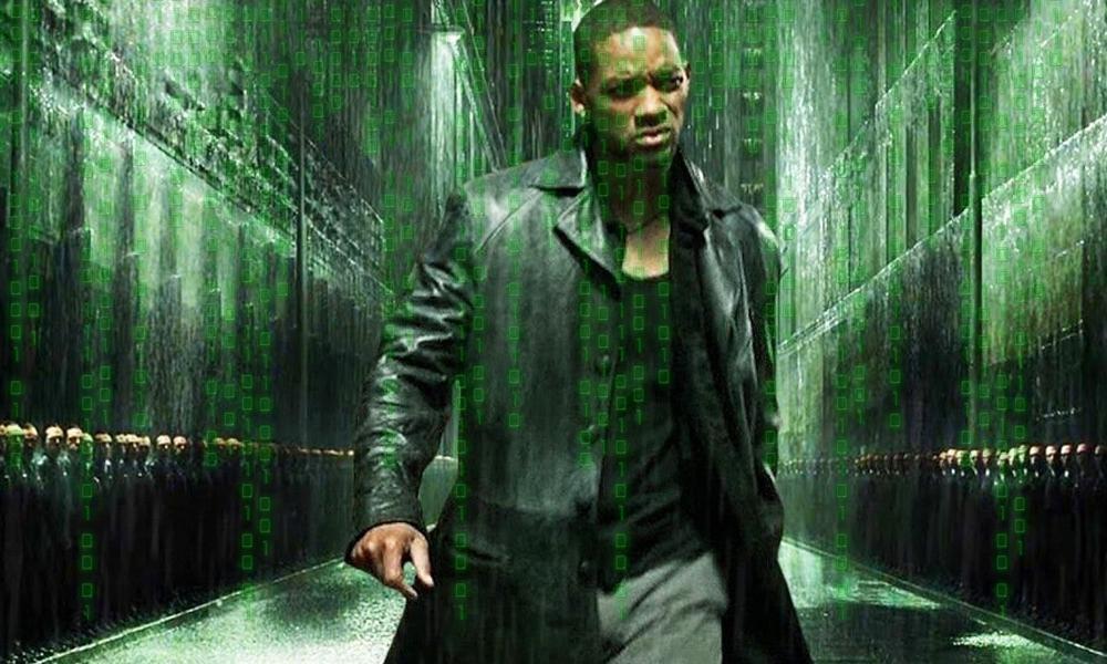 Así hubiera sido Matrix con Will Smith