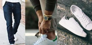 Outfits con tenis blancos para hombre y mujer