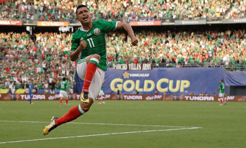 México vs El Salvador Copa Oro 2017