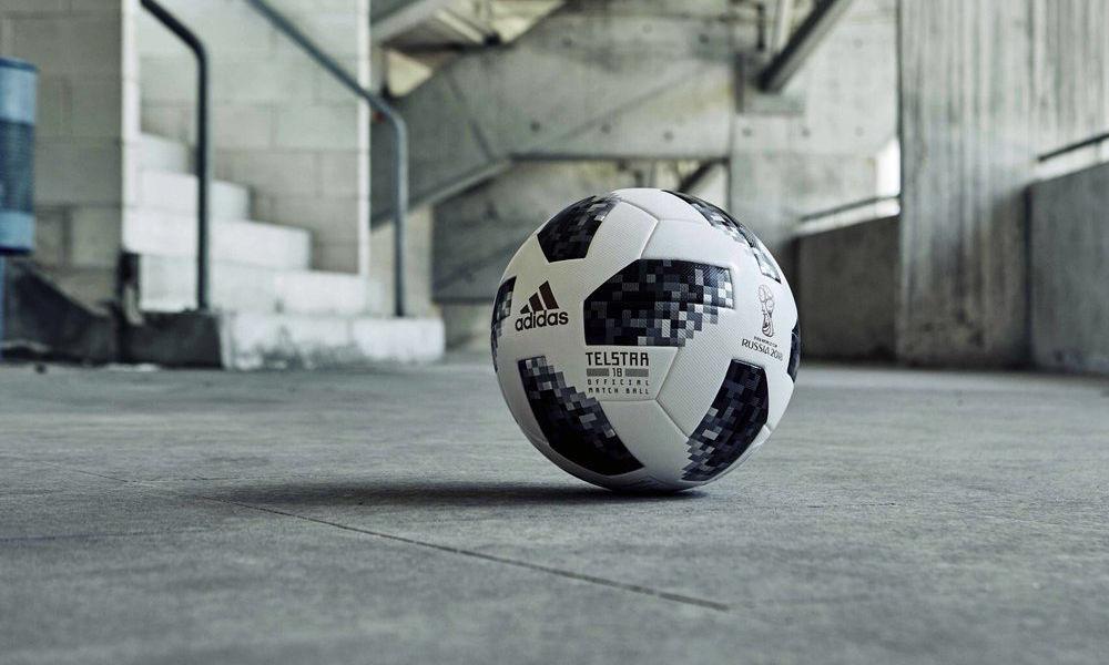 Balón Telstar 18 - Russia 2018 Ball