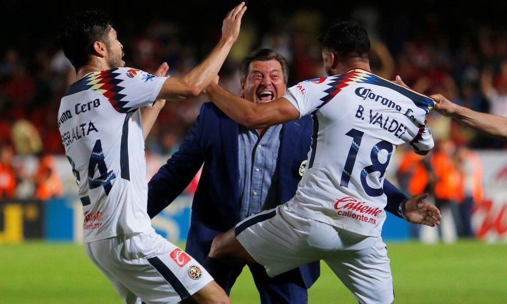 AMÉRICA: Oribe Peralta le deja en claro las cosas a Chivas