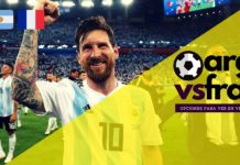 ver en vivo Argentina vs Francia