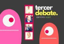 ver en vivo el tercer Debate Presidencial