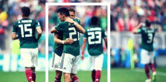 ver en vivo México vs Corea del Sur