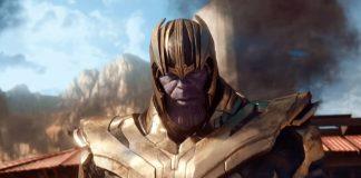 efectos especiales de Infinity War