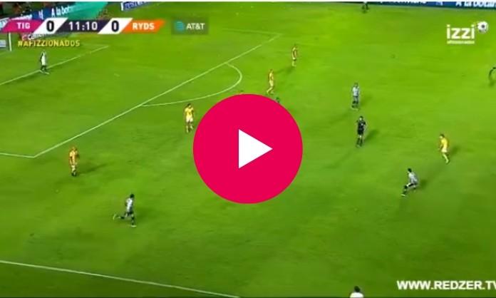 Tigres vs Monterrey 2018 en vivo