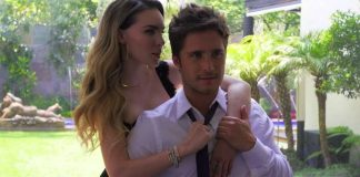 Belinda en la serie de Luis Miguel