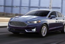 Características y precio del Ford Fusion 2019 en México