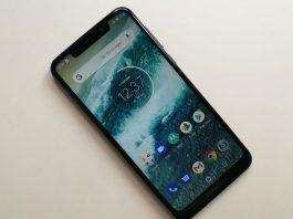 Motorola One ya está recibiendo Android Pie