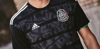 Esta es la nueva playera de la selección mexicana