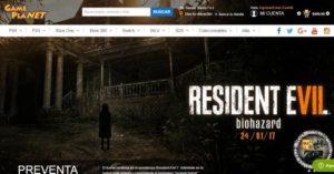 tienda en línea de videojuegos en México