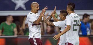 Horarios y partidos de México en la Copa Oro 2019