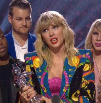 Taylor Swift MTV 2019