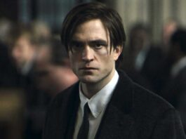 "Robert Pattinson en ""The Batman"""